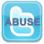 Follow Us on Abusive Twitter