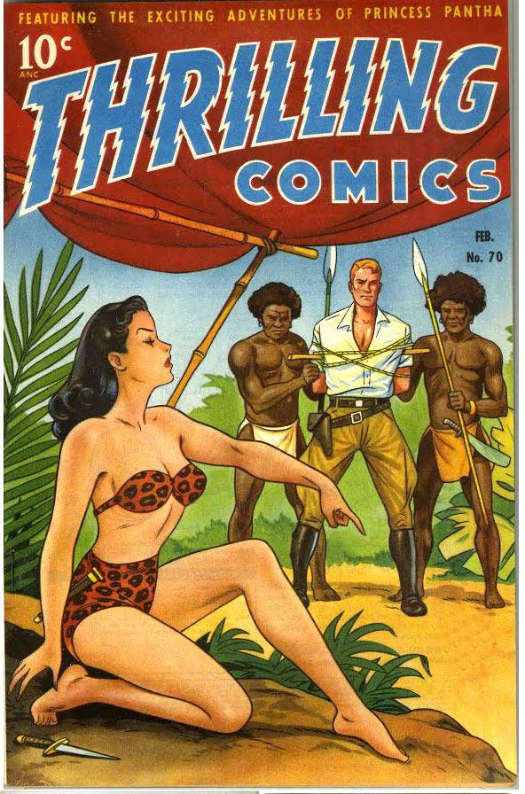 comic femdom free: