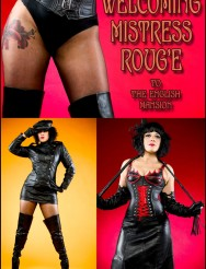 On Your Knees for Mistress Roug'e