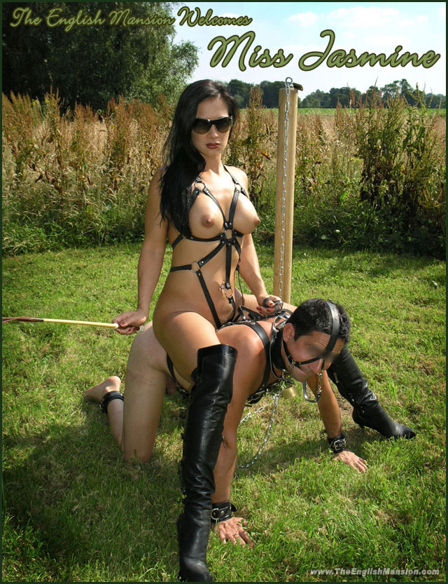 Bdsm pony ride xxx open mouth bondage first