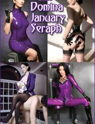 Domina January Seraph - Fallen Angel