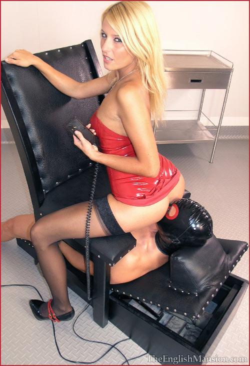 стул для оральных утех госпожи вас том, что