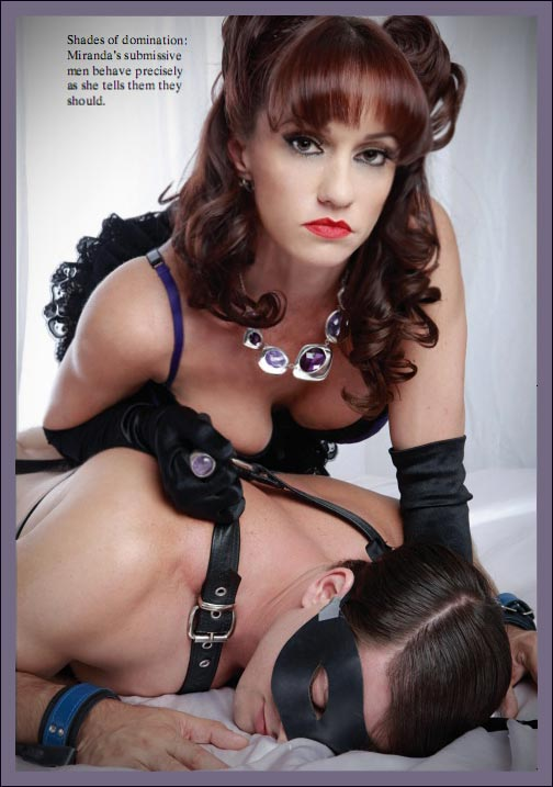 Domination female story true