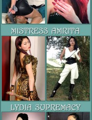 Asian Invasion, Exotic Eastern Beauty - New Doms