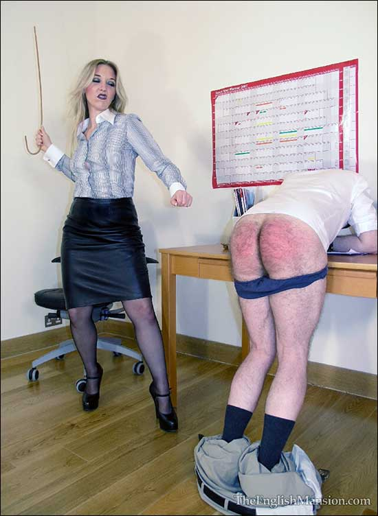 office-cruel-caning-cp-