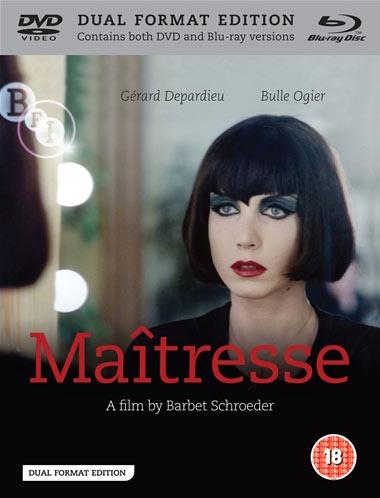 Maitresse-DVD-BFI