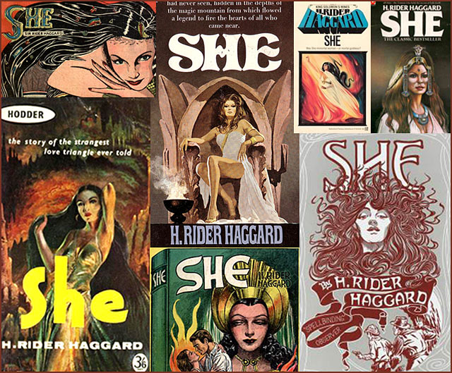 She-Haggard-book-covers-collection