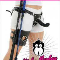 Kinky Monkey – Harnesses Every Which Way!