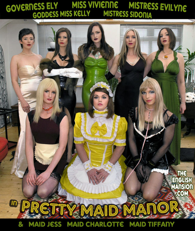 Pretty-Maid-Manor-Poster-Enforced-Transformation-