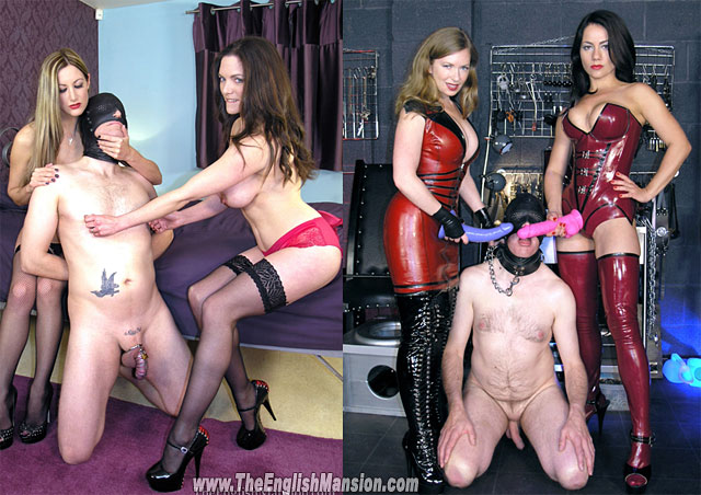 Double-domme-sessions