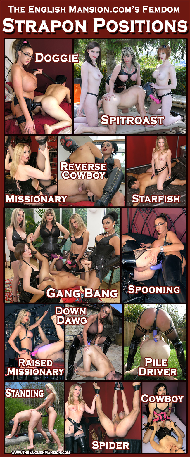 Strapon-Positions-Pegging-Positions-