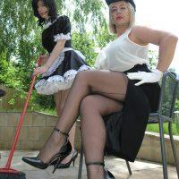 Lady Nina's Special Feminisation Regime Pt3