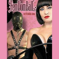 London's FemDom Ball 2016