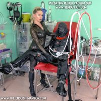 Serious Kit's Pulsating Rubber Vacuum Suit – A Few of My Favourite Things No.11
