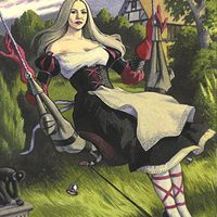 Sidonia the Enchantress by Sardax