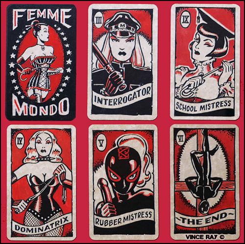 vinceray-femmemondon-femdom-tarotcards-