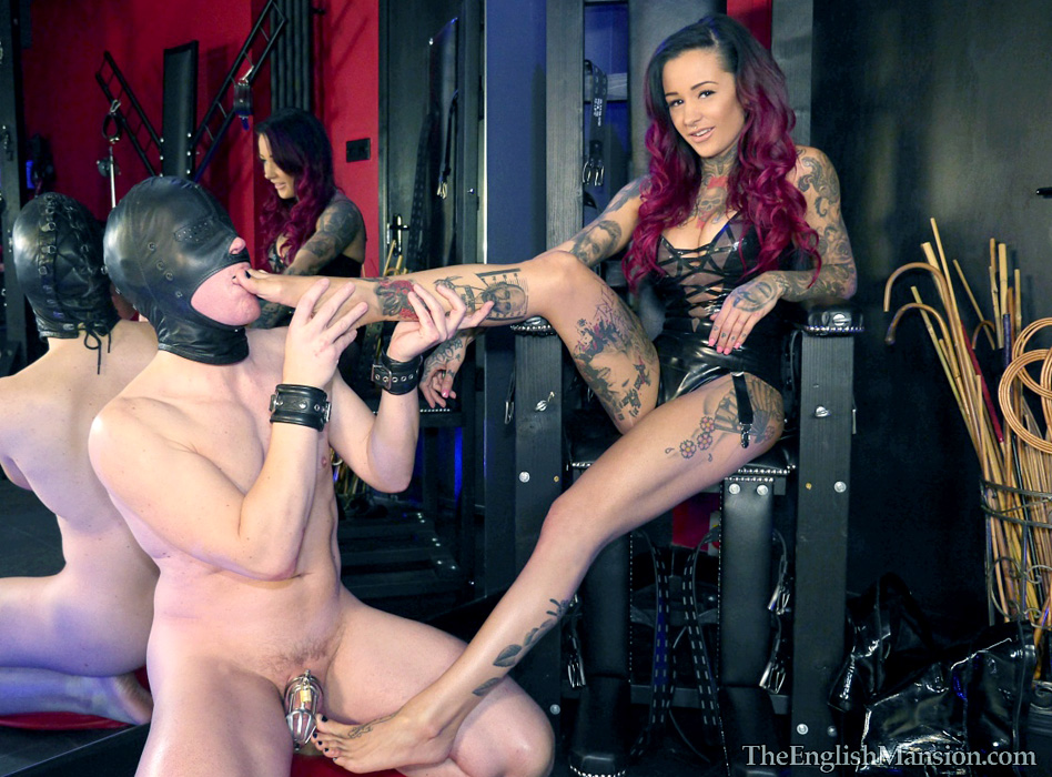 domme sub young Old
