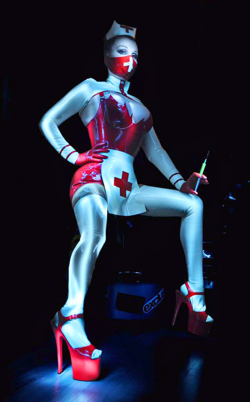 Nurse Velour