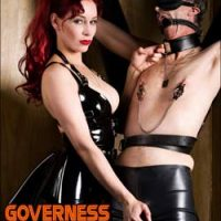 Burn In Her Flame: Governess Elizabeth