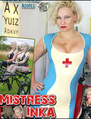 Little Miss Dynamite: Mistress Inka