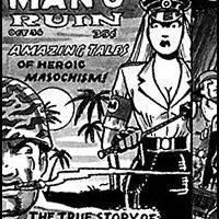 Man's Ruin Pt 1:  Stan Dare Sub-Marine