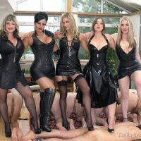 The Inner Circle: Femdom Fiction