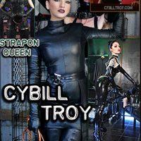 Vicious Vamp: Cybill Troy