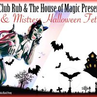 Mistress & Master Halloween Fetish Ball