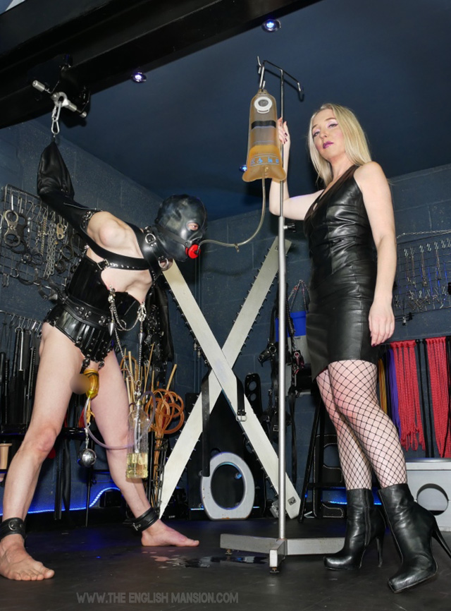 Predicament Day Pt 2b with Mistress Sidonia