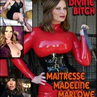 Divine Bitch: Maitresse Madeline Marlowe