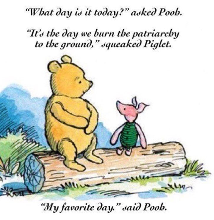 Wisdom from Hundred Acre Wood
