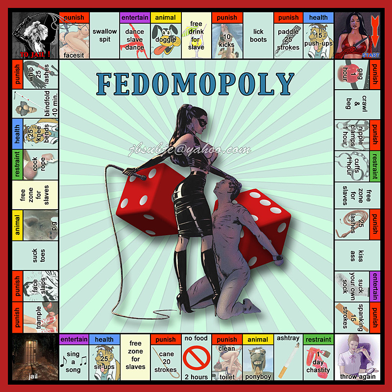 Femdomopoly