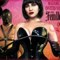 Madame Caramel's Fem Dom Ball 2019