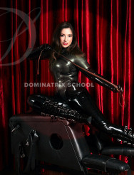 London Dominatrix School