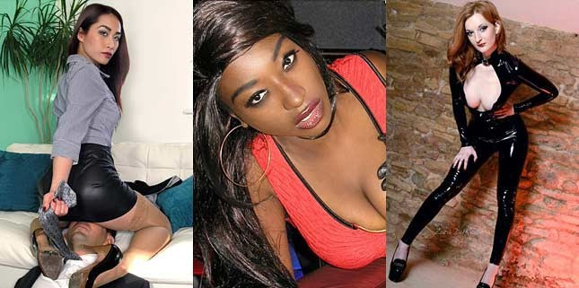 GODDESS MAYA ~ MISS FOXX ~ SWITCH ZARA