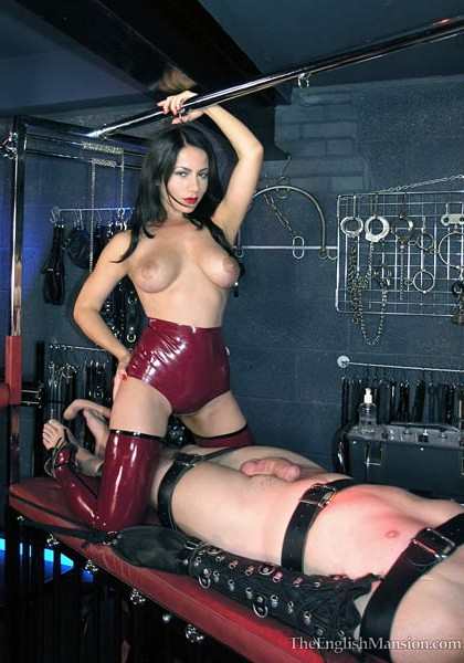 Tied then cruelly teased