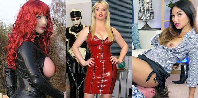 Dominant Dolly ~ Goddess Lexi ~ Mistress Roxy