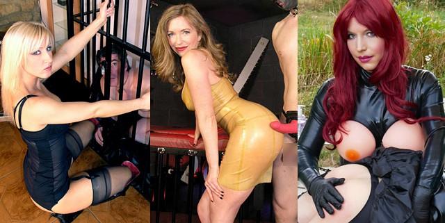 Mistress Vixen ~ Mistress T ~ Dominant Dolly