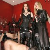 Double Slave Session:Featuring Mistress Claudia & Mistress Sidonia