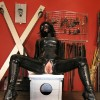 In Her Rubber Catsuit:Featuring Masked Mistress