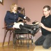 Transformation Check Up:Featuring Lady Nina Birch & Mistress Sidonia