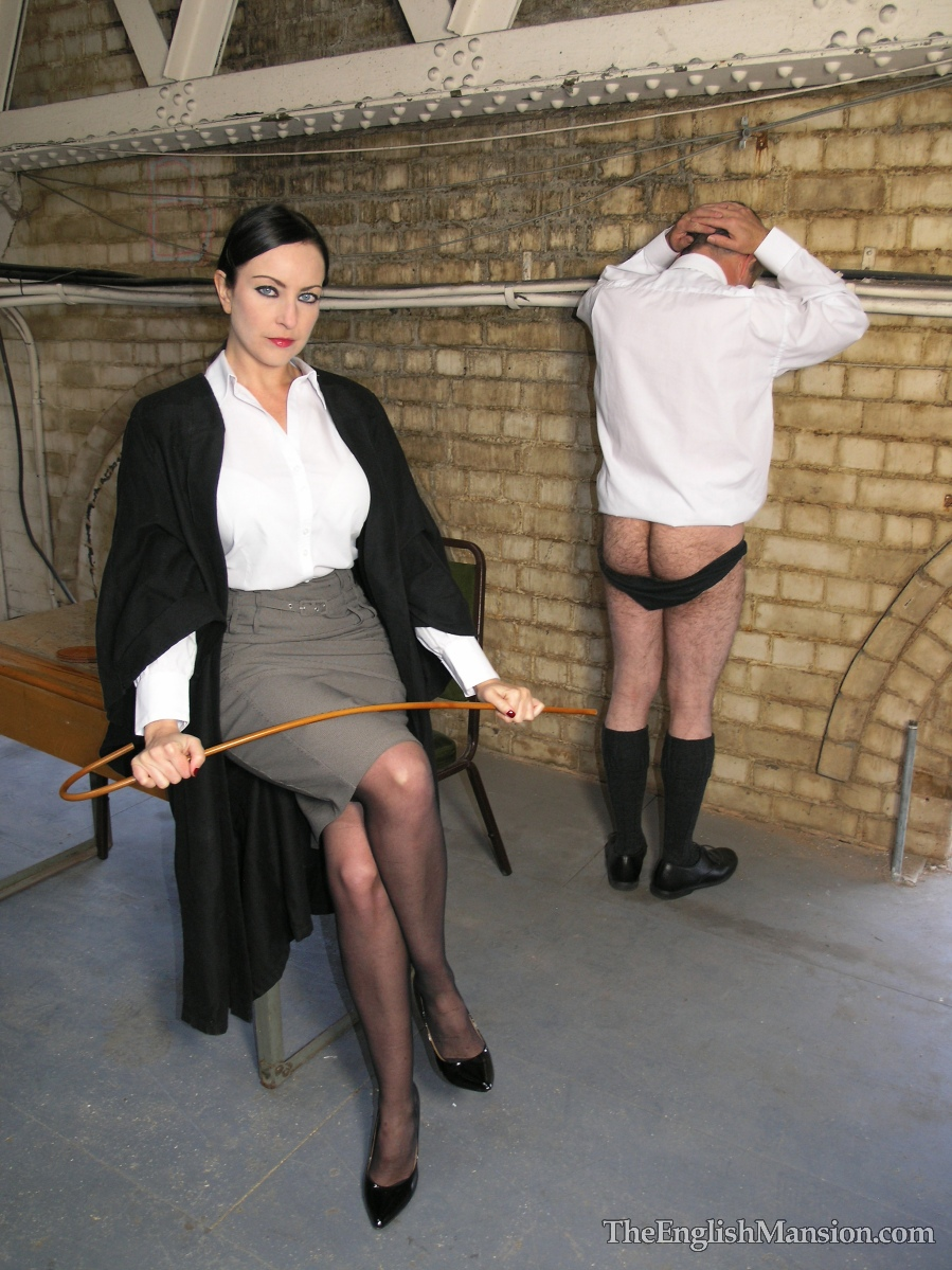 Strict Headmistress