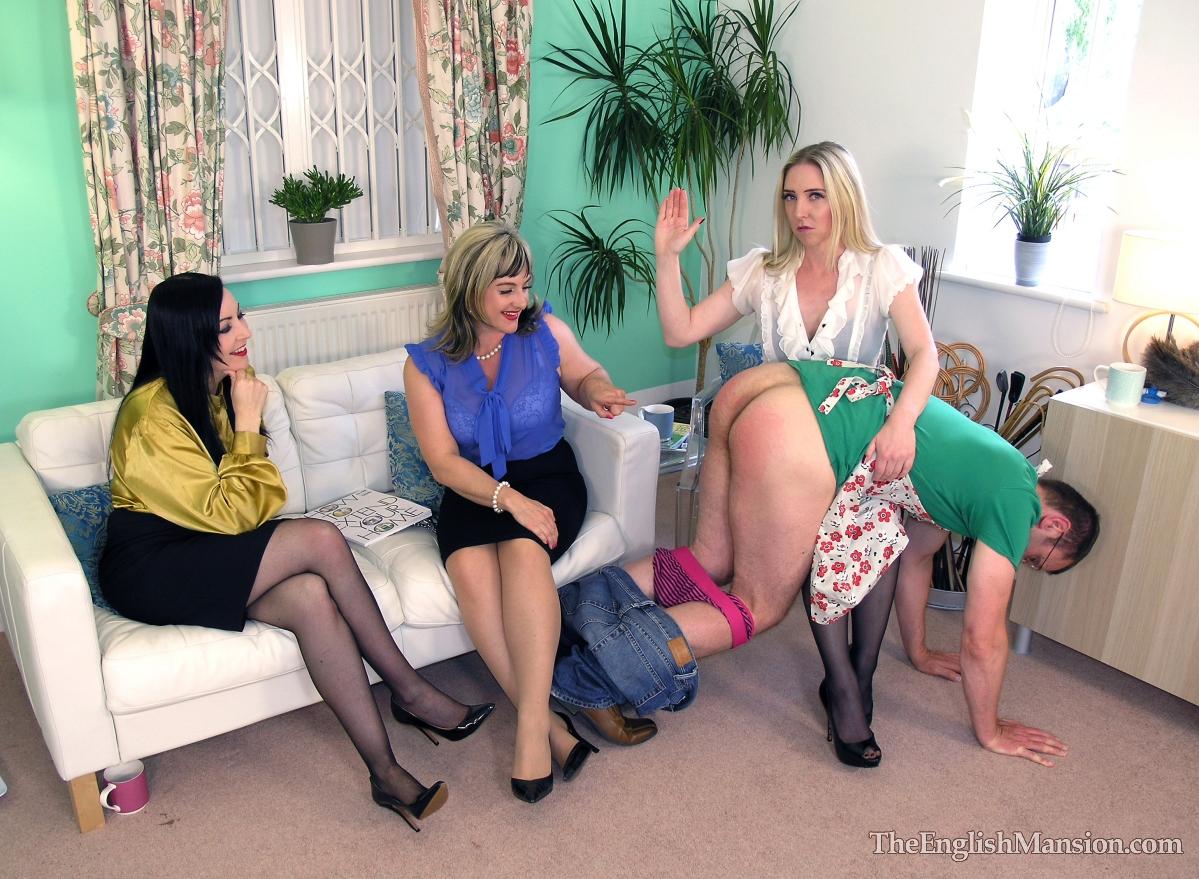 british husbands spank wives