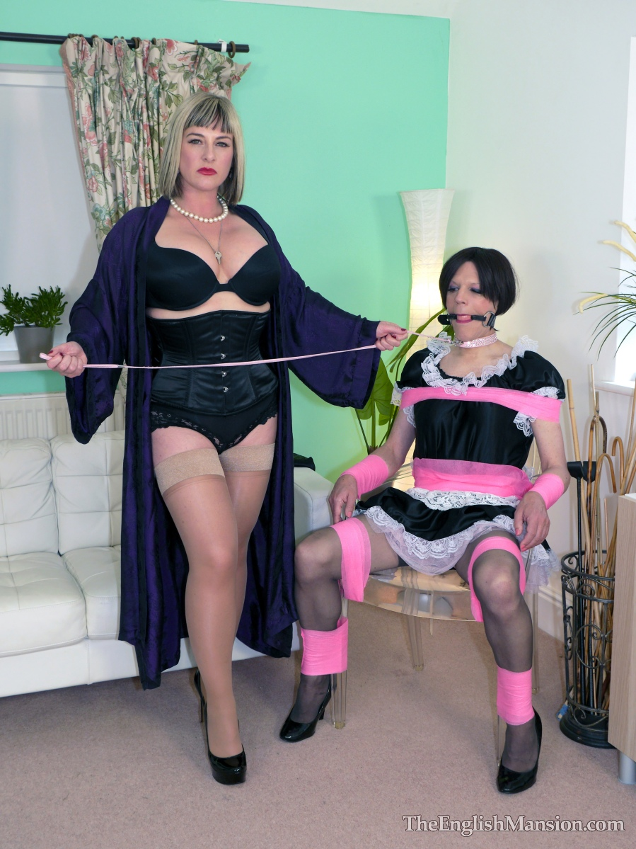 Sissy slut in trouble sissysluttraining com - 1 part 3