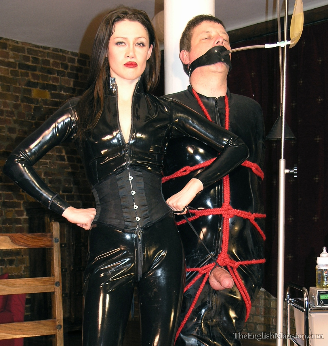 Male slave -female pic pron photo