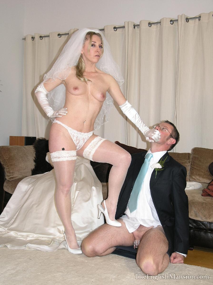 Сексвайф невеста