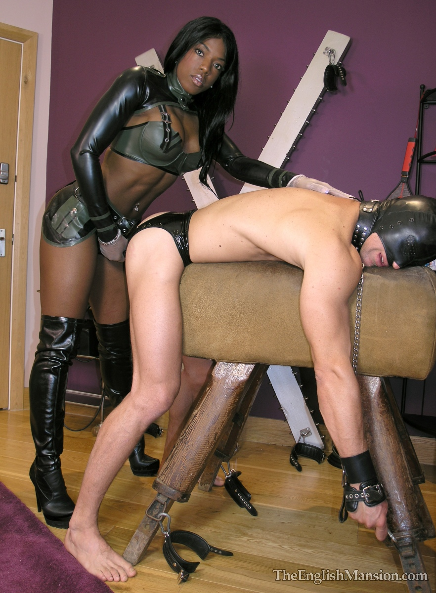 Does Lesbian mistress punishment