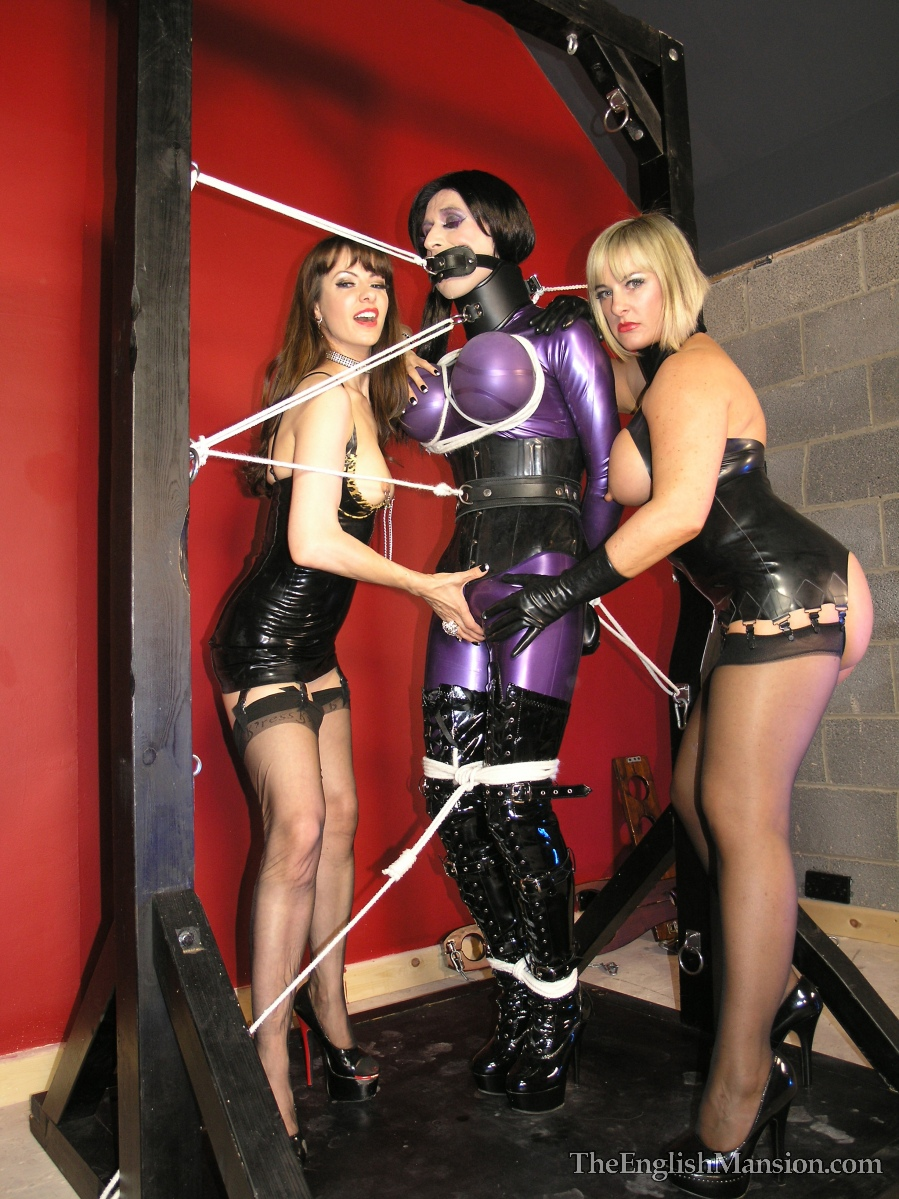 from Louis shemale femdom bondage movies