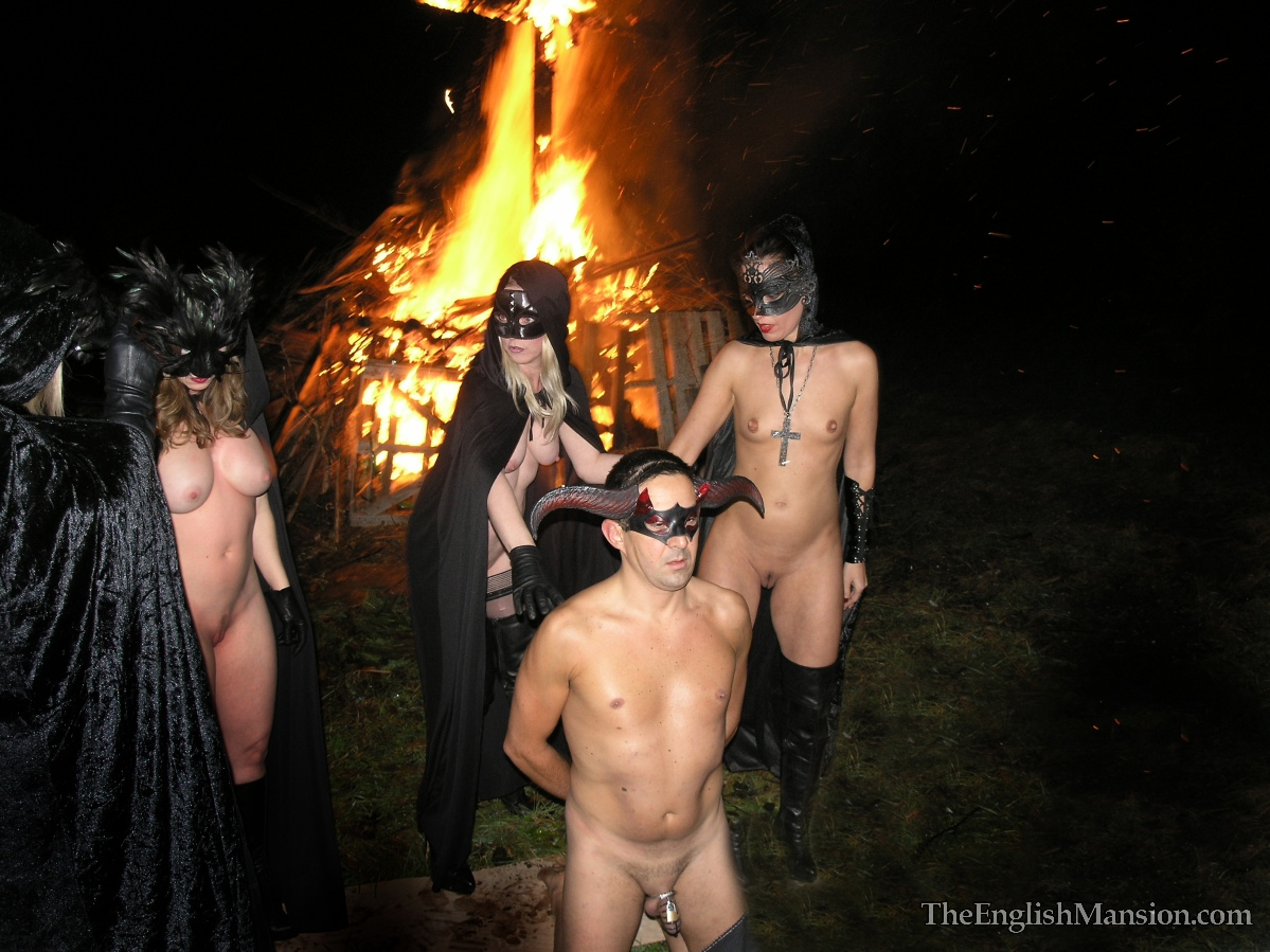 Ritual nude sacrifice video xxx image