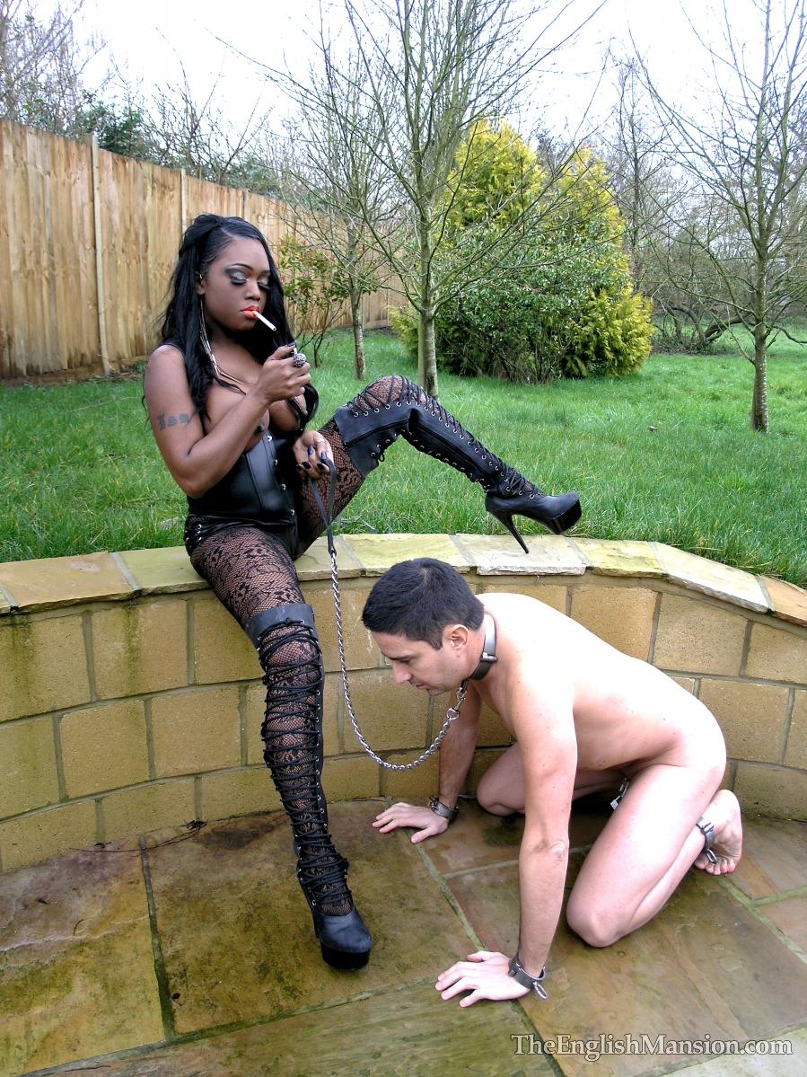 image Teen gay master feet slave and bare black